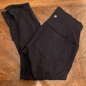 Lululemon crop pants size 8